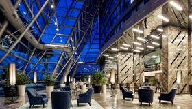 Pullman Istanbul Hotel & Convention Center - Istanbul - Lobby