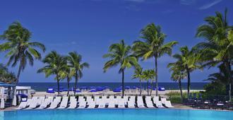 B Ocean Resort - Fort Lauderdale - Svømmebasseng