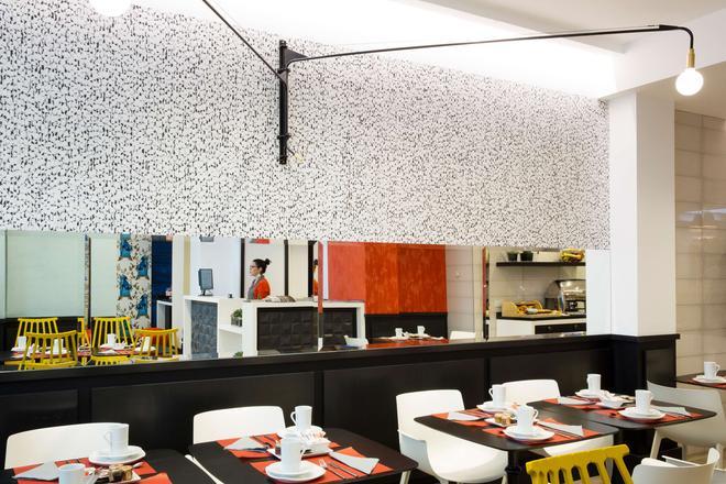 Hotel Haussmann St Augustin - París - Restaurante