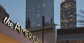 The American Hotel Atlanta Downtown - a DoubleTree by Hilton - Atlanta - Building
