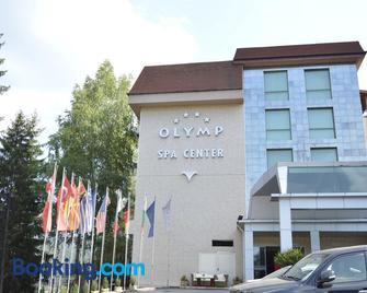 Park Hotel Olymp & Spa - Velingrad - Gebouw