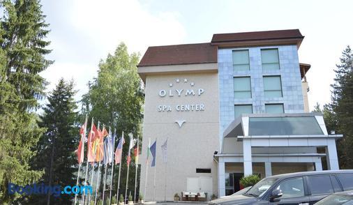Park Hotel Olymp & Spa - Velingrad - Building