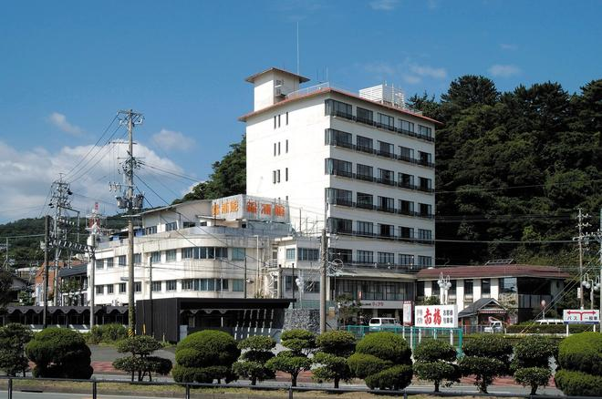 Kinpokan - Toba - Κτίριο