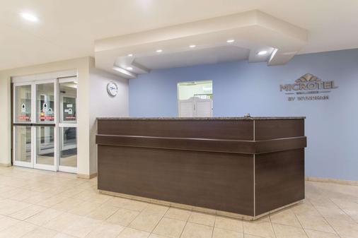 Microtel Inn & Suites by Wyndham Klamath Falls - Klamath Falls - Ρεσεψιόν