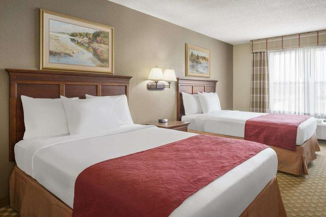 Country Inn & Suites by Radisson, Elyria,OH - Elyria - Schlafzimmer