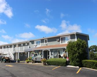 Cape View Motel - North Truro - Gebäude