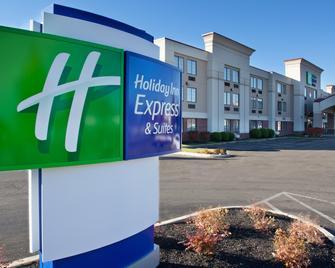 Holiday Inn Express Hotel & Suites Grove City - Grove City - Gebäude