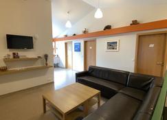 Hörgsland Guesthouse - Kirkjubaejarklaustur - Living room