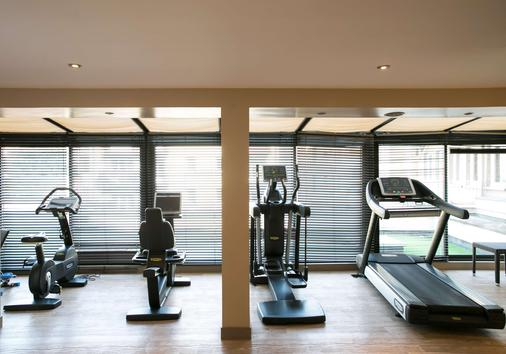 Best Western Premier Grand Monarque Hotel & Spa - Chartres - Gym