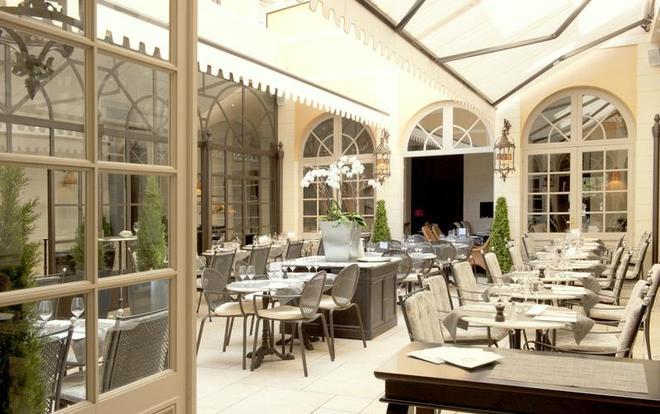 Best Western Premier Grand Monarque Hotel & Spa - Chartres - Ravintola
