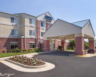 Fairfield Inn & Suites Dulles Airport Chantilly - Chantilly - Building
