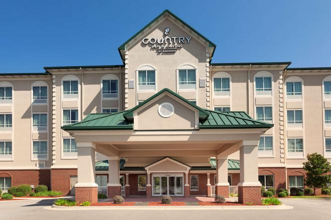 Country Inn & Suites by Radisson Tifton, GA - Tifton - Gebäude