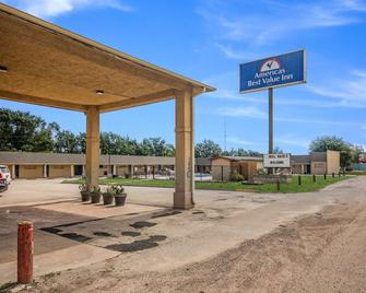 Americas Best Value Inn Giddings - Giddings - Building