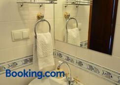 Pensjonat B&B Nad Rudawa - Krakow - Bathroom