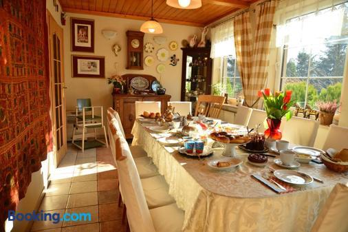 Pensjonat B&B Nad Rudawa - Krakow - Dining room