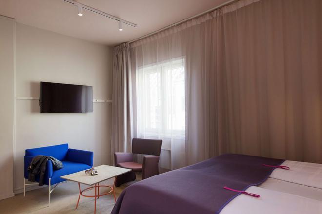 斯堪地卡爾約翰酒店 - 奥斯陸 - 奧斯陸 - 臥室