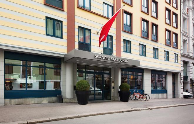 斯堪地卡爾約翰酒店 - 奥斯陸 - 奧斯陸 - 建築