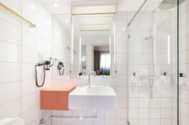 斯堪地卡爾約翰酒店 - 奥斯陸 - 奧斯陸 - 浴室