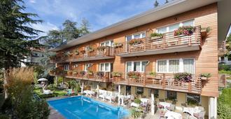 Hotel Aster - Meran - Gebäude