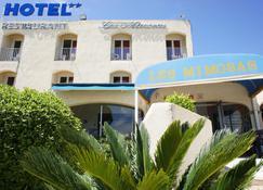 Hôtel les Mimosas - Lunel - Building