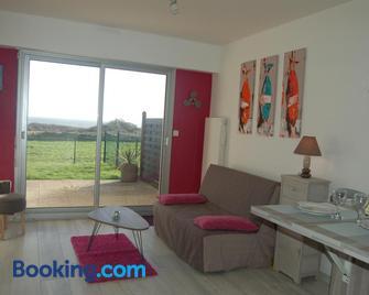 Appartement Résidence De La Grève - Saint-Pierre-Quiberon - Living room