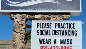 Ocean Lodge - Santa Cruz