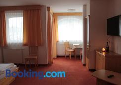 Martinshof - Obergurgl - Bedroom