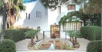 Hotel Akrabello - Agrigento - Edificio