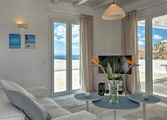 Senses Villas - Elia - Living room
