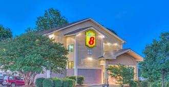 Super 8 by Wyndham Charlottesville - Charlottesville - Gebäude