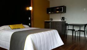Motel Le Riviera - La Malbaie - Bedroom