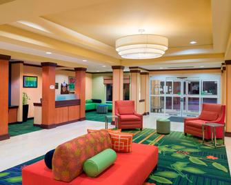 Fairfield Inn & Suites Huntingdon Route 22 Raystown Lake - Huntingdon - Lobby