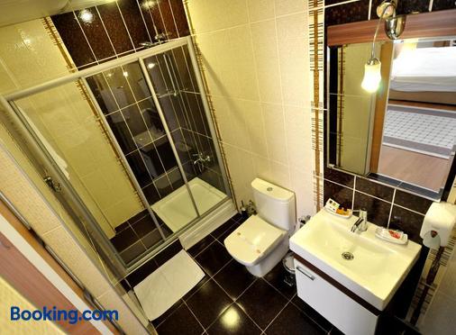 Khalkedon Hotel Istanbul - Istanbul - Phòng tắm