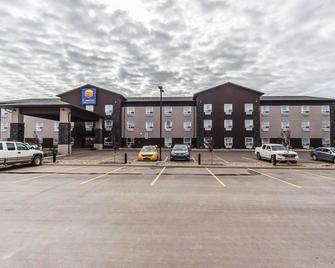 Comfort Inn & Suites - Bonnyville - Building