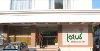 Lotus Comfort-A Pondy Hotel - Puducherry - Edificio