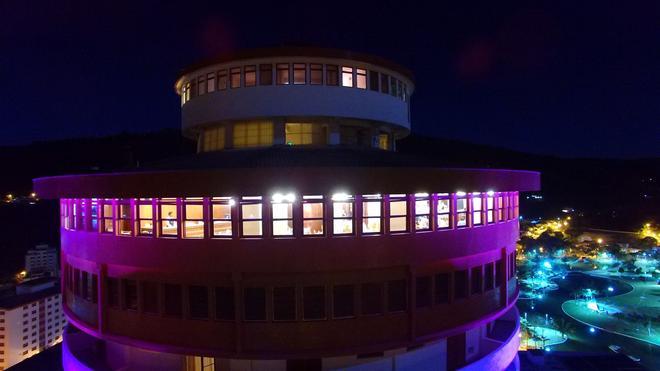 Panorama Hotel & Spa - Águas de Lindóia - Rakennus
