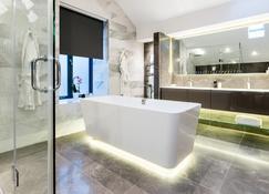Storrs Hall Hotel - Windermere - Baño