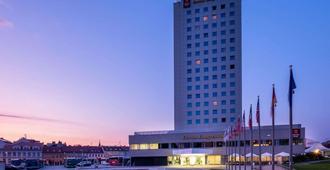 Clarion Congress Hotel Ceske Budejovice - צ'סקה בודיוביצה - בניין