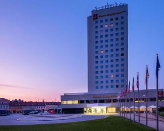 Clarion Congress Hotel Ceske Budejovice - České Budějovice - Gebouw