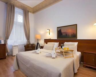 Ventus Rosa Apartments - Cracóvia - Quarto