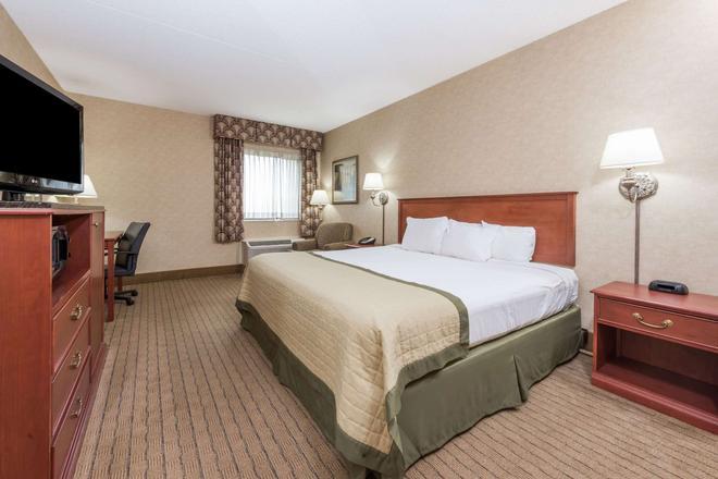 印弟安納波里斯南貝蒙特套房酒店 - 印第安那波里 - 印第安納波利斯 - 臥室