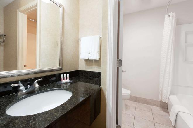 印弟安納波里斯南貝蒙特套房酒店 - 印第安那波里 - 印第安納波利斯 - 浴室