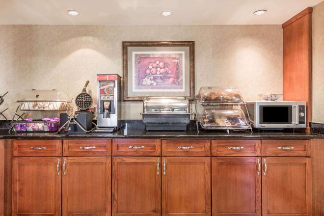 印弟安納波里斯南貝蒙特套房酒店 - 印第安那波里 - 印第安納波利斯 - 自助餐