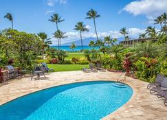 The Mauian - Boutique Beach Studios On Napili Bay - Lahaina - Pool