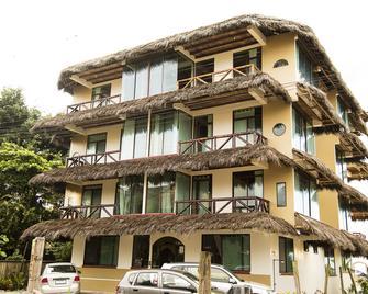 Hotel San Antonio Suite - Mompiche - Edificio
