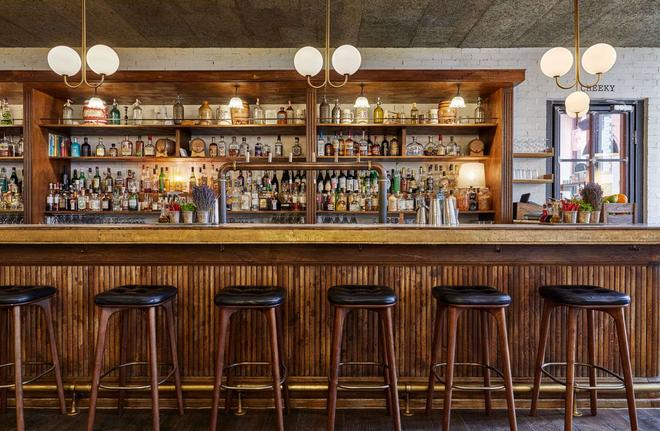 The Hoxton, Holborn - Londres - Bar