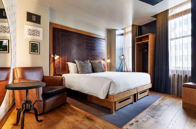 The Hoxton Holborn - Londra - Camera da letto
