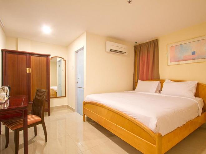 Lotus Hotel Masjid India - Kuala Lumpur - Bedroom
