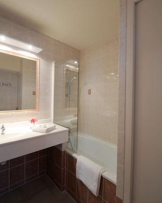Best Western Hotel Atrium - Arles - Phòng tắm