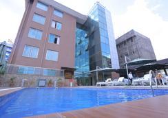 Saro Maria Hotel - Addis Abeba - Pool